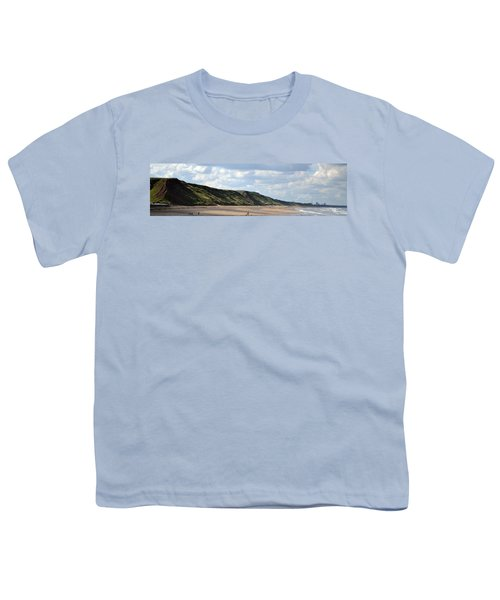 Beach - Saltburn Hills - Uk Youth T-Shirt