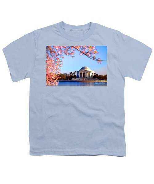 Cherry Jefferson Youth T-Shirt