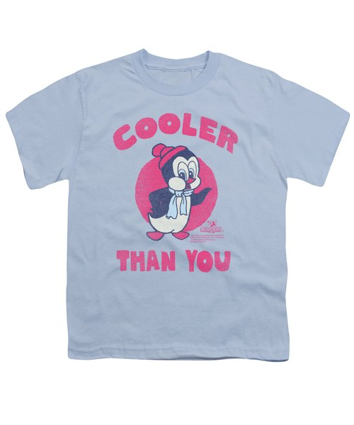 Chilly Willy - Cooler Than You Youth T-Shirt