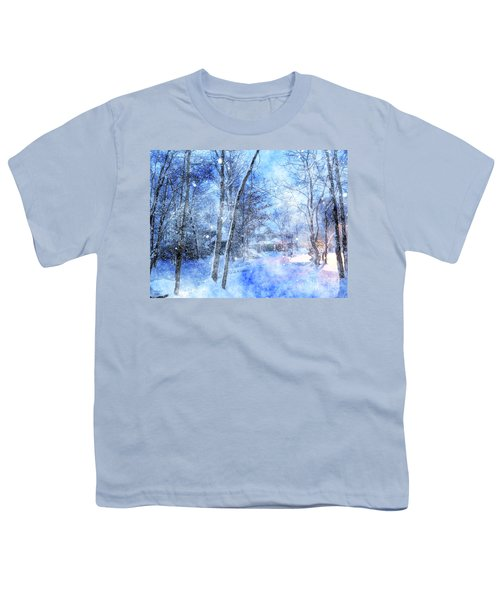 Christmas Wishes Youth T-Shirt
