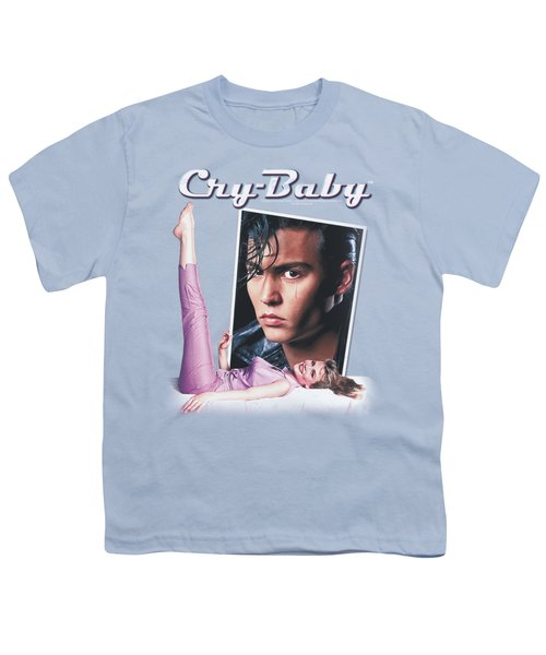 Cry Baby - Title Youth T-Shirt by Brand A