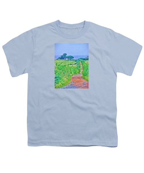 Down To The Sea Herm Island Youth T-Shirt