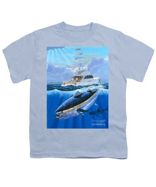 Giant Bluefin Off00130 Youth T-Shirt