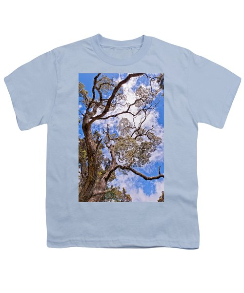 Youth T-Shirt featuring the photograph Hawaiian Sky by Jim Thompson