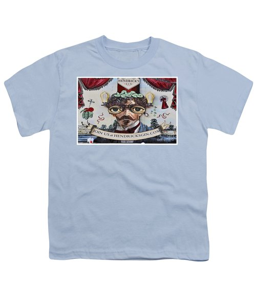 Youth T-Shirt featuring the photograph Hendrick's Gin by Gary Keesler