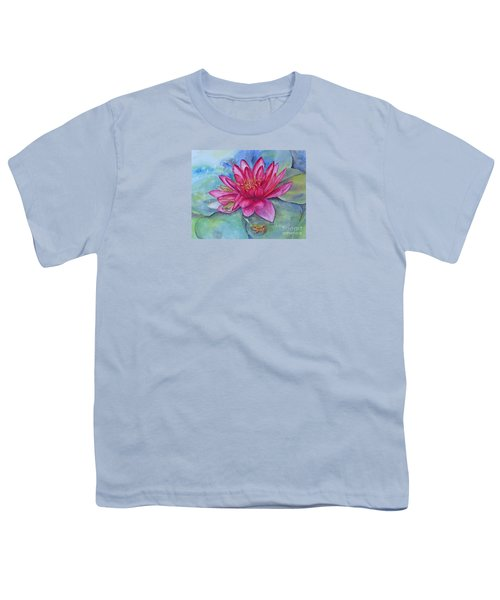 Hide And Seek Youth T-Shirt by Beatrice Cloake