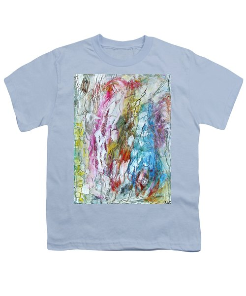 Monet's Garden Youth T-Shirt