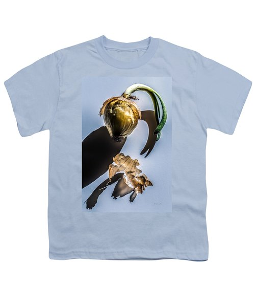 Onion Skin And Shadow Youth T-Shirt