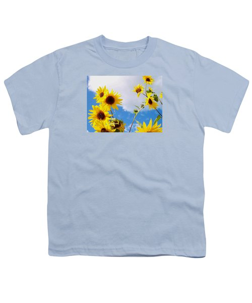 Smile Down On Me Youth T-Shirt