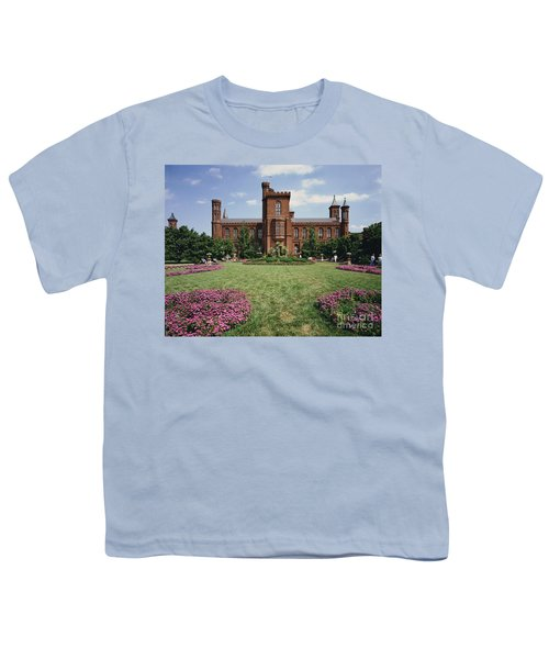 Smithsonian Institution Building Youth T-Shirt