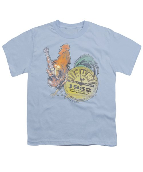 Sun - Rockin Rooster Youth T-Shirt by Brand A