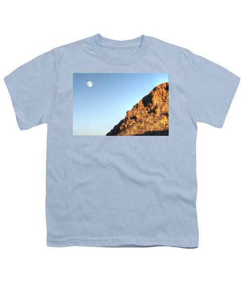 Superstition Mountain Youth T-Shirt by Lynn Geoffroy
