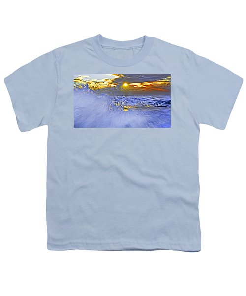 The Wave Which Got Me Youth T-Shirt