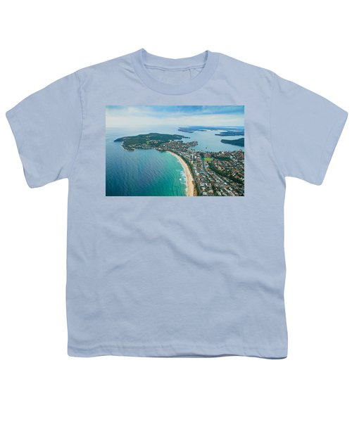 Youth T-Shirt featuring the photograph View by Miroslava Jurcik