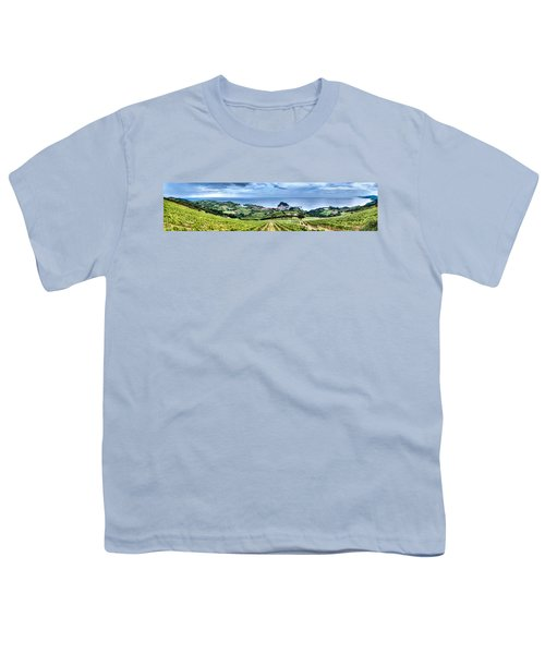 Vineyards By The Sea Youth T-Shirt