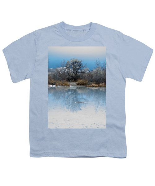 Winter Taking Hold Youth T-Shirt