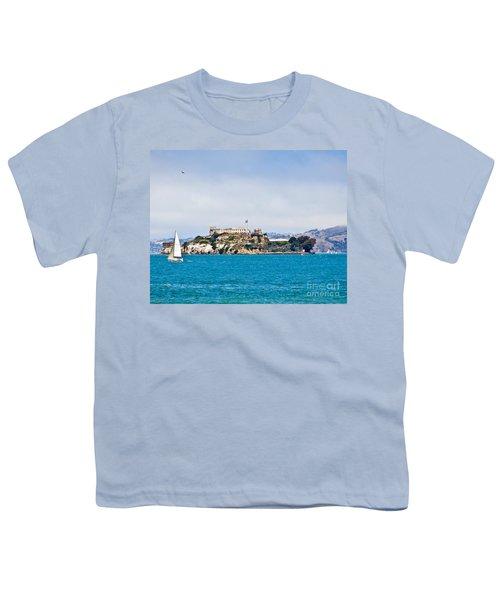 Alcatraz - San Francisco Youth T-Shirt