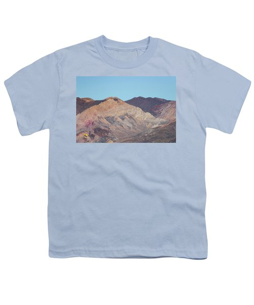 Youth T-Shirt featuring the photograph Avawatz Mountain by Jim Thompson