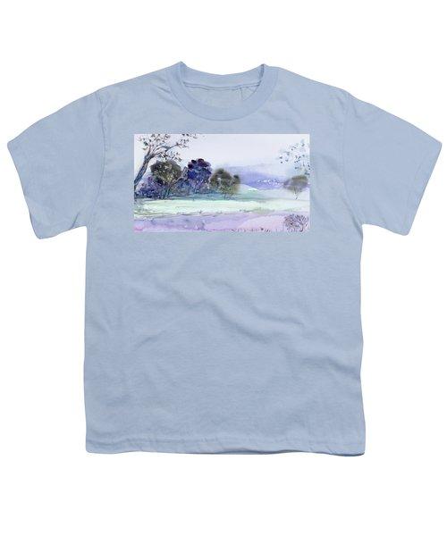 Bruny Island At Dusk Youth T-Shirt