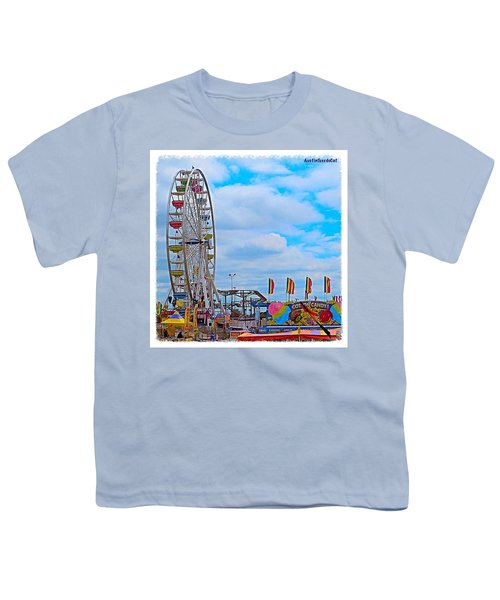 #exploring The #austin, #texas #rodeo Youth T-Shirt