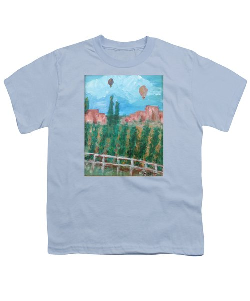 Wine Country Youth T-Shirt
