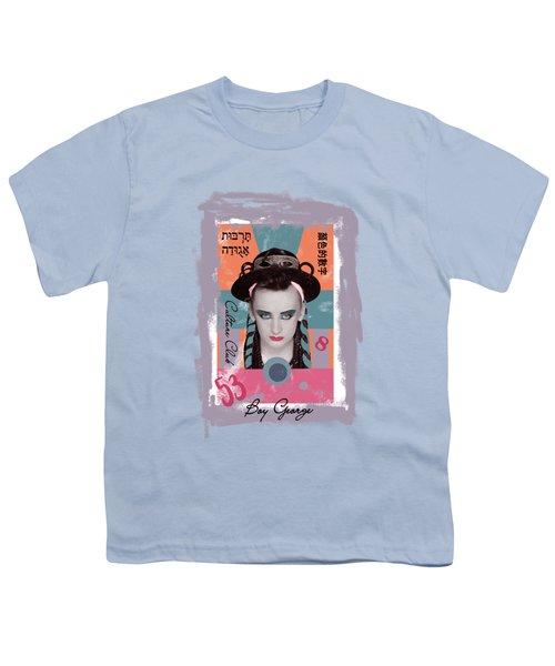 Boy George  Youth T-Shirt