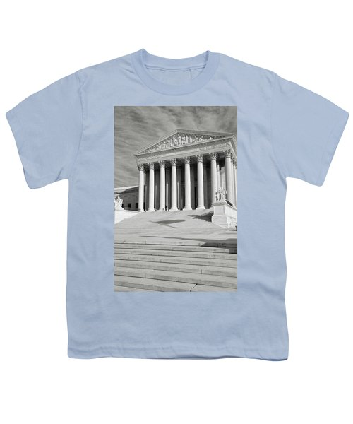 Supreme Court Of The Usa Youth T-Shirt