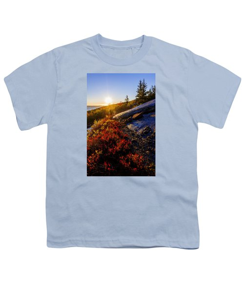 Above Bar Harbor Youth T-Shirt