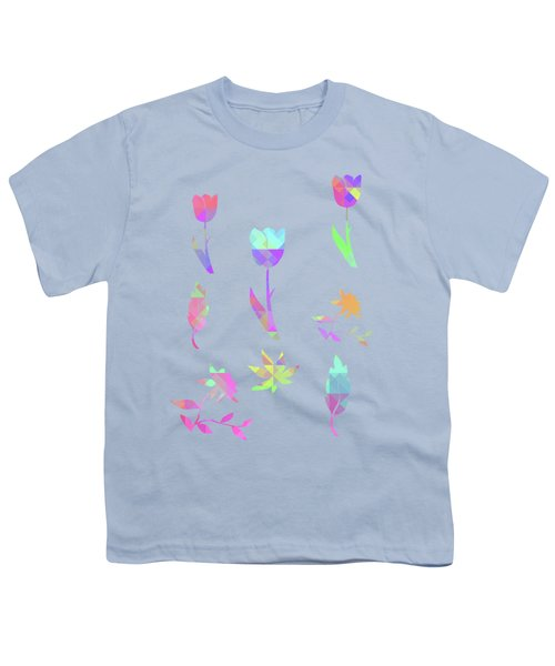 Abstract 433 Youth T-Shirt