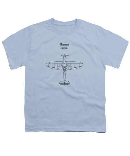 The Spitfire Youth T-Shirt by Mark Rogan