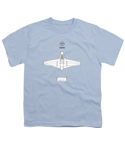 The De Havilland Vampire Youth T-Shirt