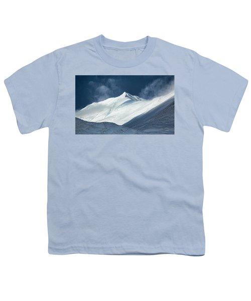 Atigun Pass In Brooks Range Youth T-Shirt
