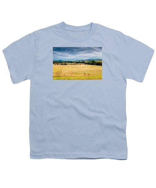 Autumn Field Youth T-Shirt