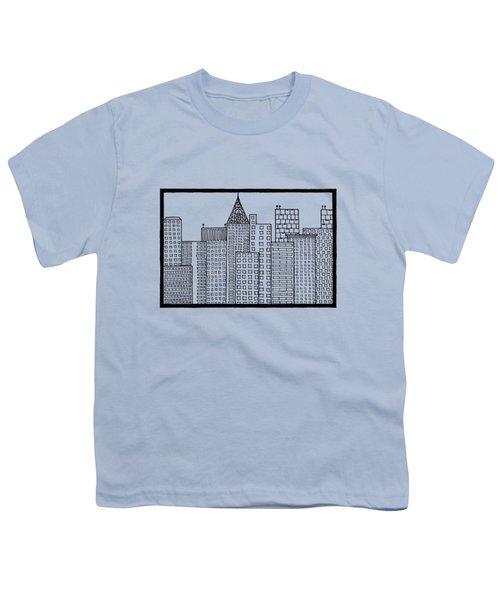 Big City Youth T-Shirt by Konstantin Sevostyanov