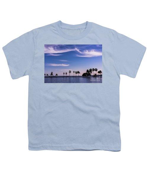 Blue Tropics Youth T-Shirt