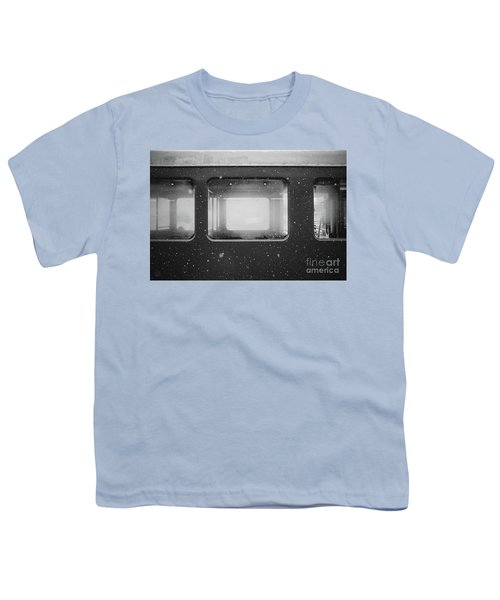 Youth T-Shirt featuring the photograph Carriage by MGL Meiklejohn Graphics Licensing