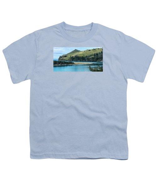 Cascade Head Panorama Youth T-Shirt