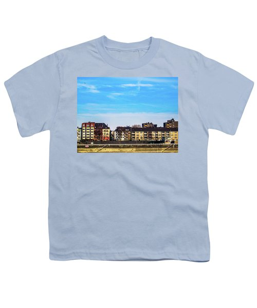Cologne City Youth T-Shirt by Cesar Vieira
