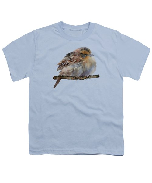 Colourful Sparrow Youth T-Shirt by Bamalam  Photography