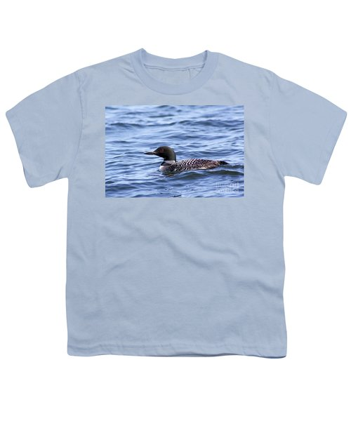 Common Loon Youth T-Shirt