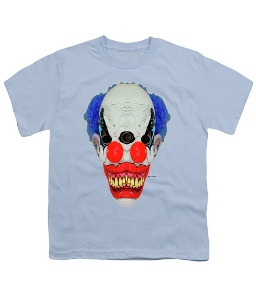 Creepy Clown Youth T-Shirt