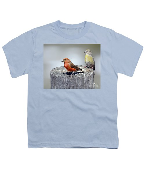 Crossbills Youth T-Shirt