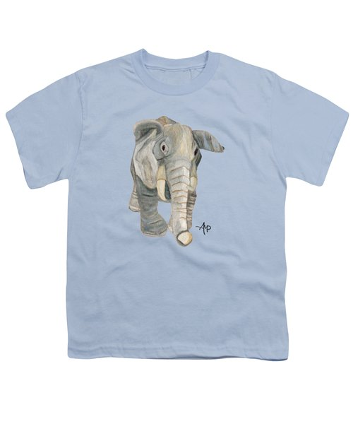 Cuddly Elephant Youth T-Shirt