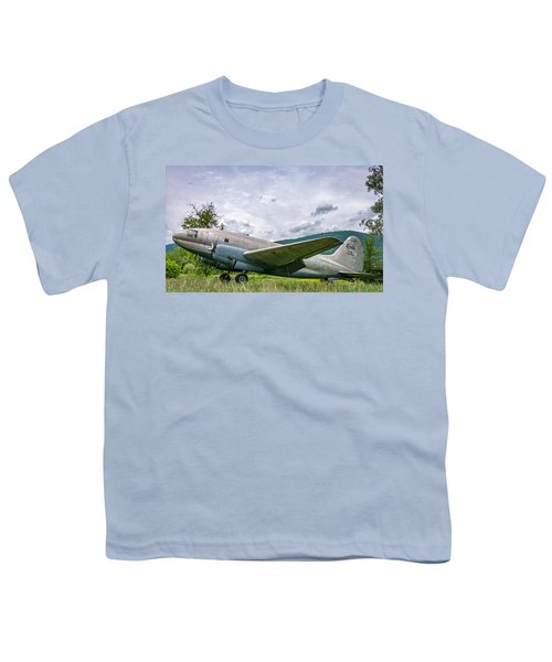 Curtiss C-46 Commando Youth T-Shirt
