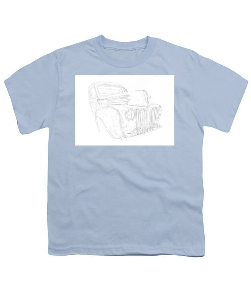 Early Ford Truck Youth T-Shirt
