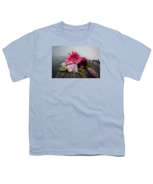 Youth T-Shirt featuring the photograph We All Die Sometime by Lora Lee Chapman