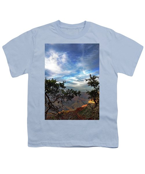 Grand Canyon No. 4 Youth T-Shirt by Sandy Taylor