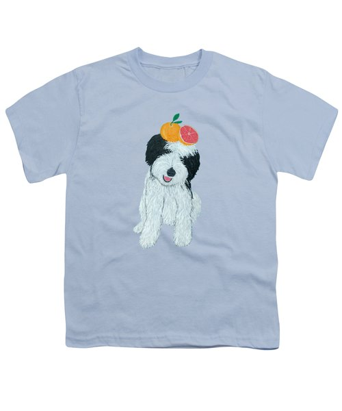 Gus - Grapefruit Youth T-Shirt