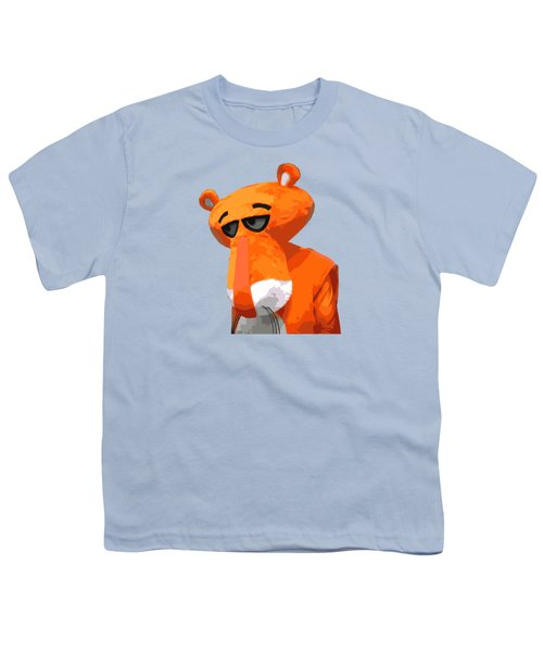 Happy Panther Youth T-Shirt