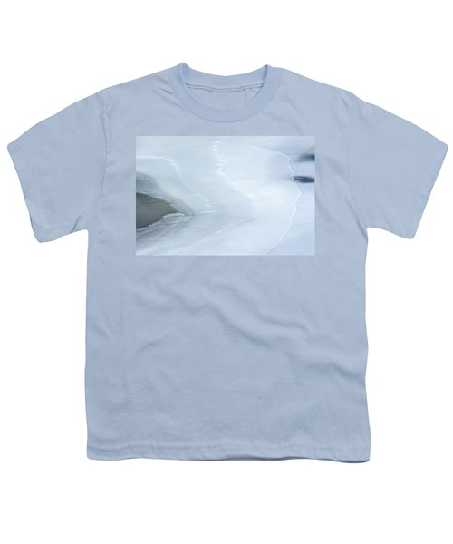 Ice Abstract 3 Youth T-Shirt